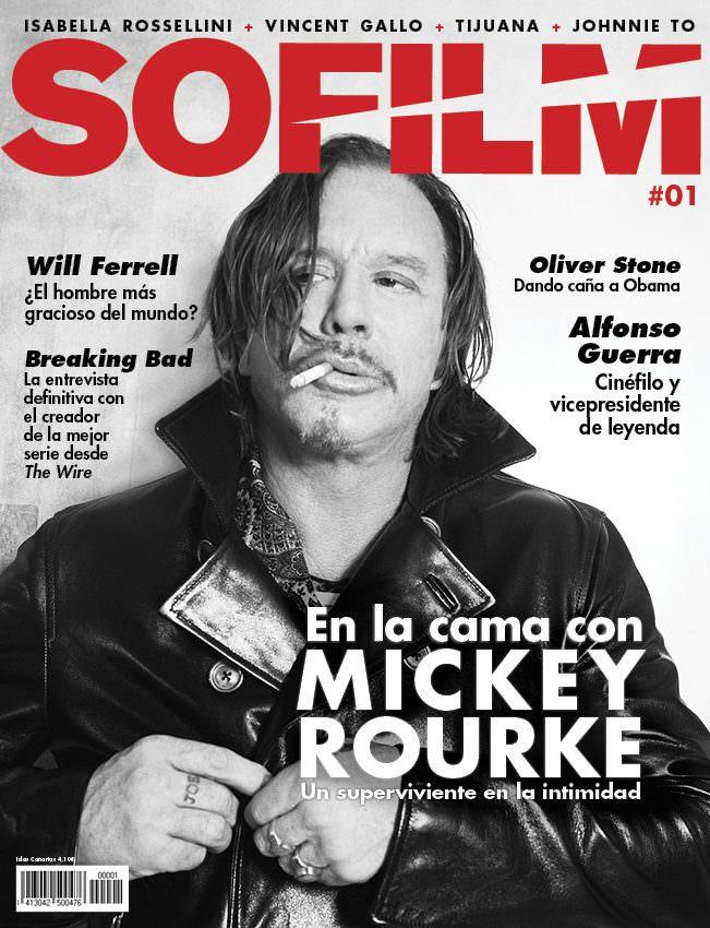 Sofilm #1 – Mickey Rourke