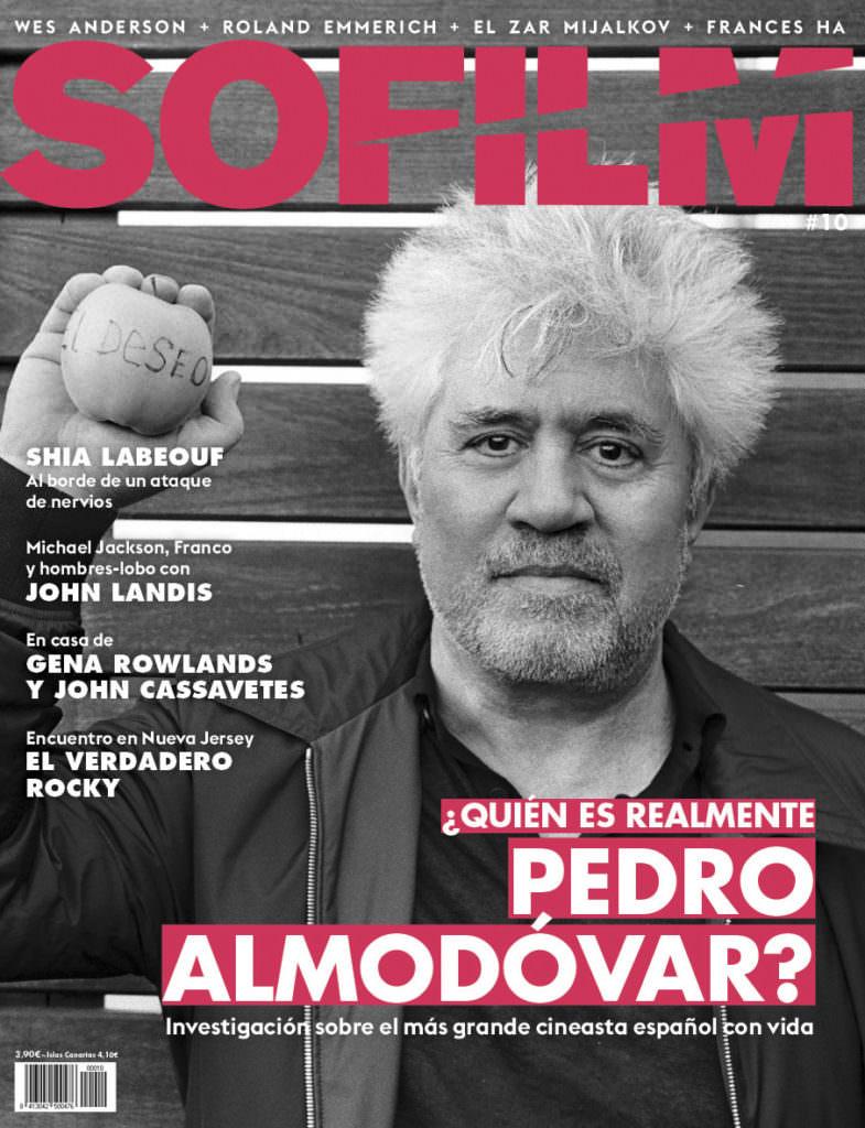 Sofilm #10 – Pedro Almodóvar