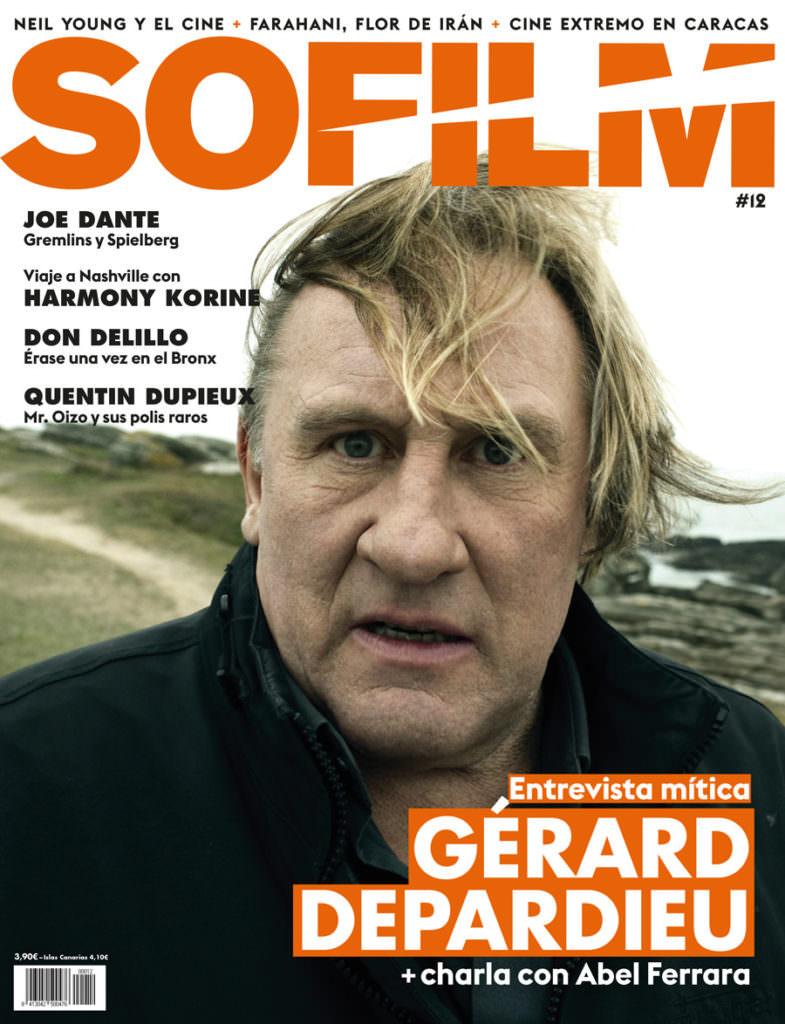 Sofilm #12 – Gérard Depardieu