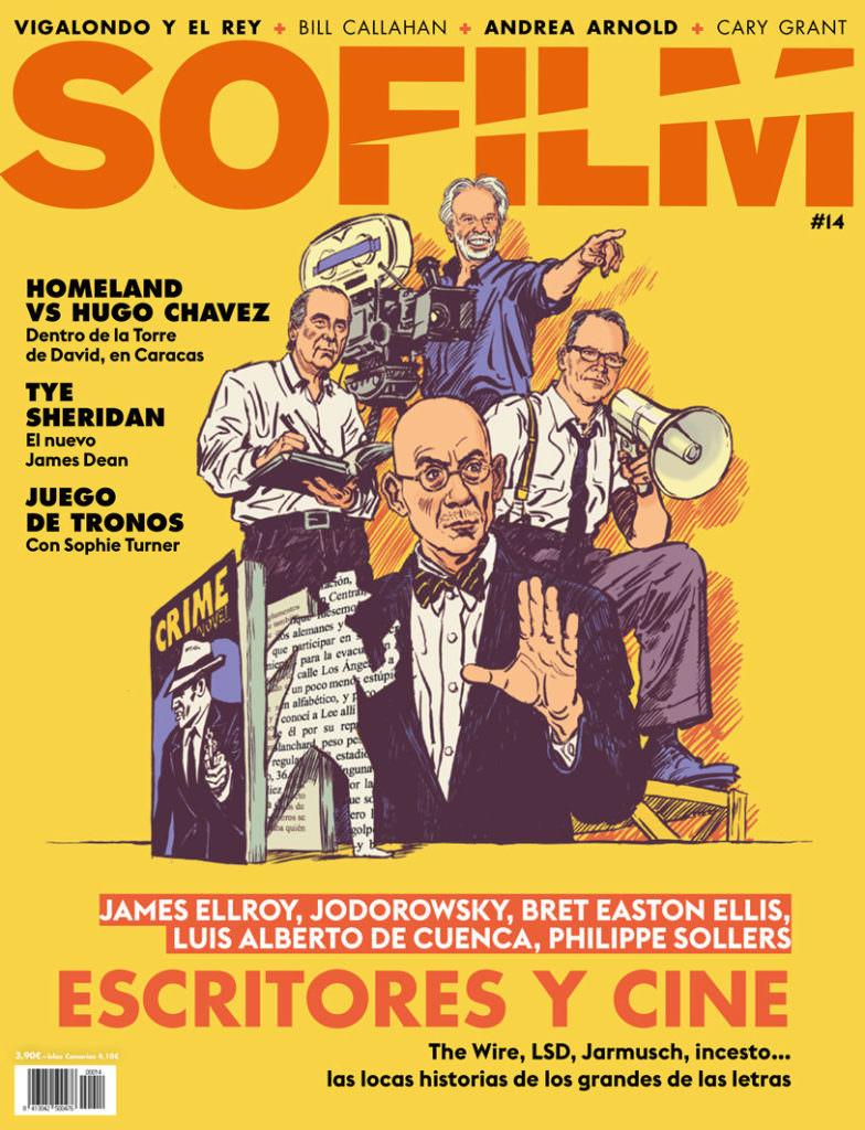 Sofilm #14 – Escritores y cine