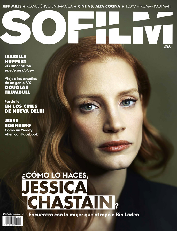 Sofilm #16 – Jessica Chastain
