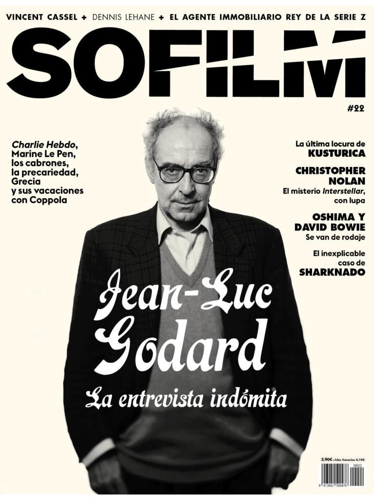 Sofilm #22 – Jean-Luc Godard