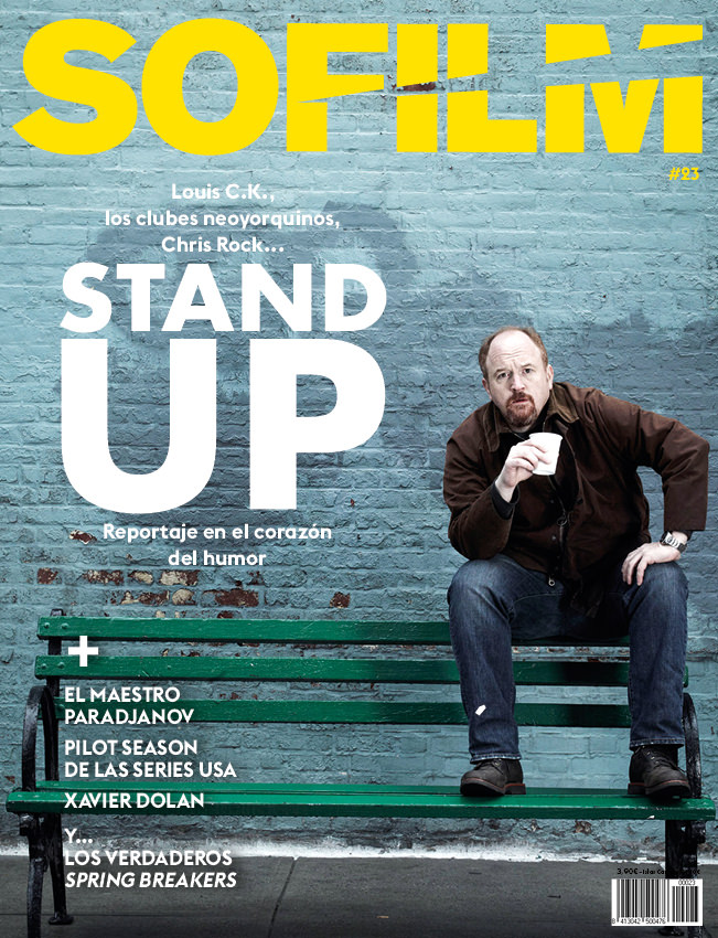 Sofilm #23 – Stand up