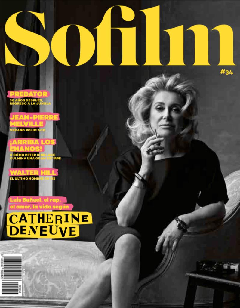 Sofilm #34 – Catherine Deneuve