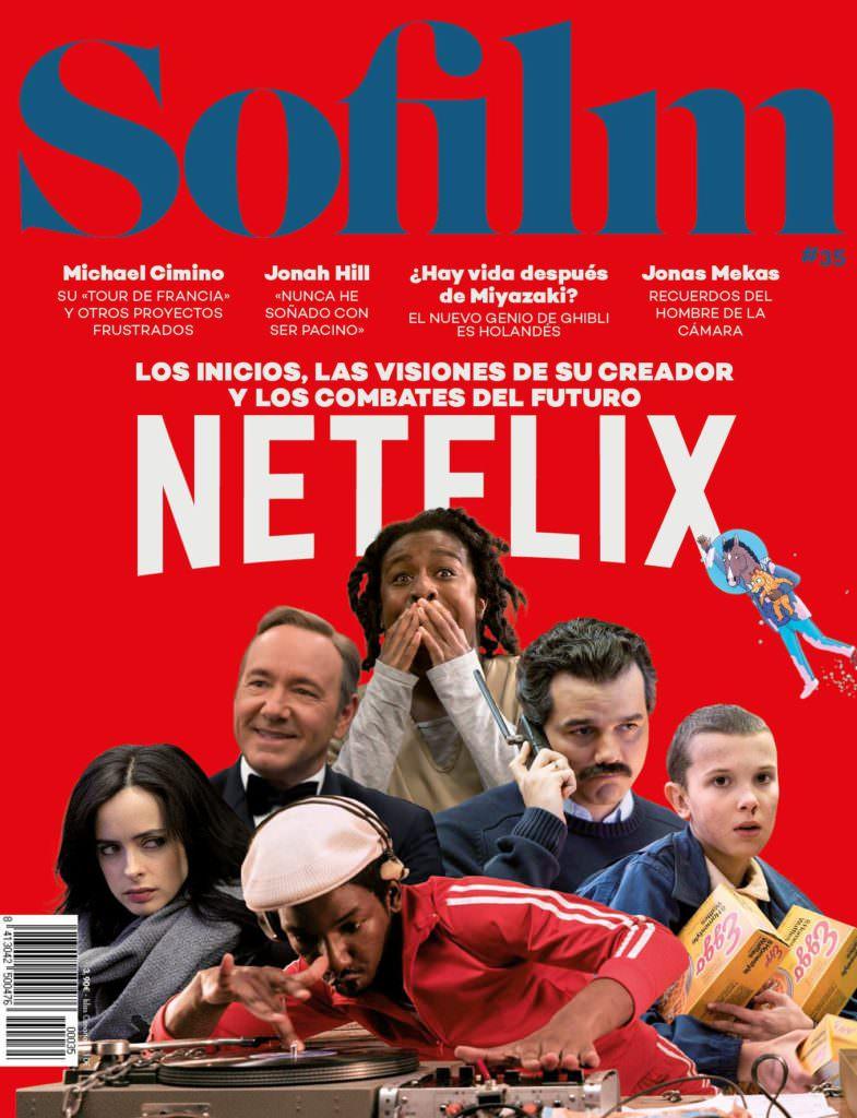 Sofilm #35 – Netflix