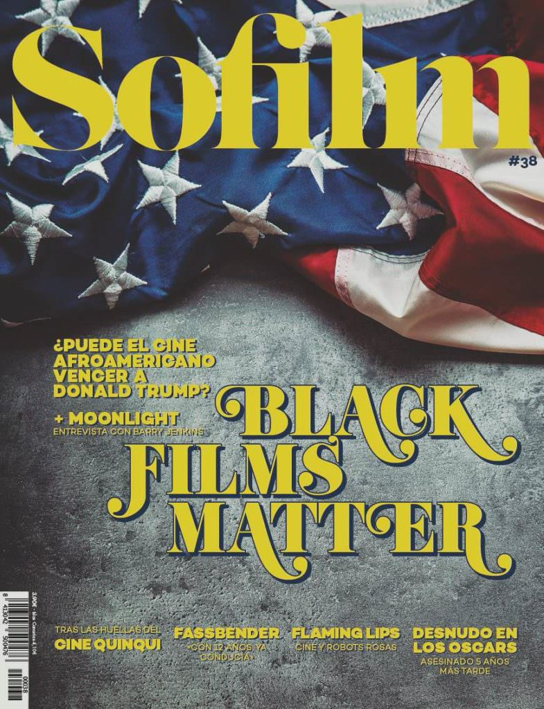 Sofilm #38 – Blacks Films Matter