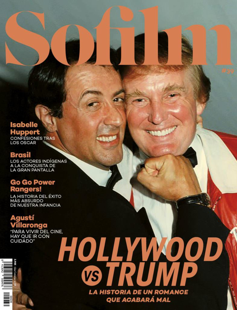 Sofilm #39 – Hollywood vs. Trump