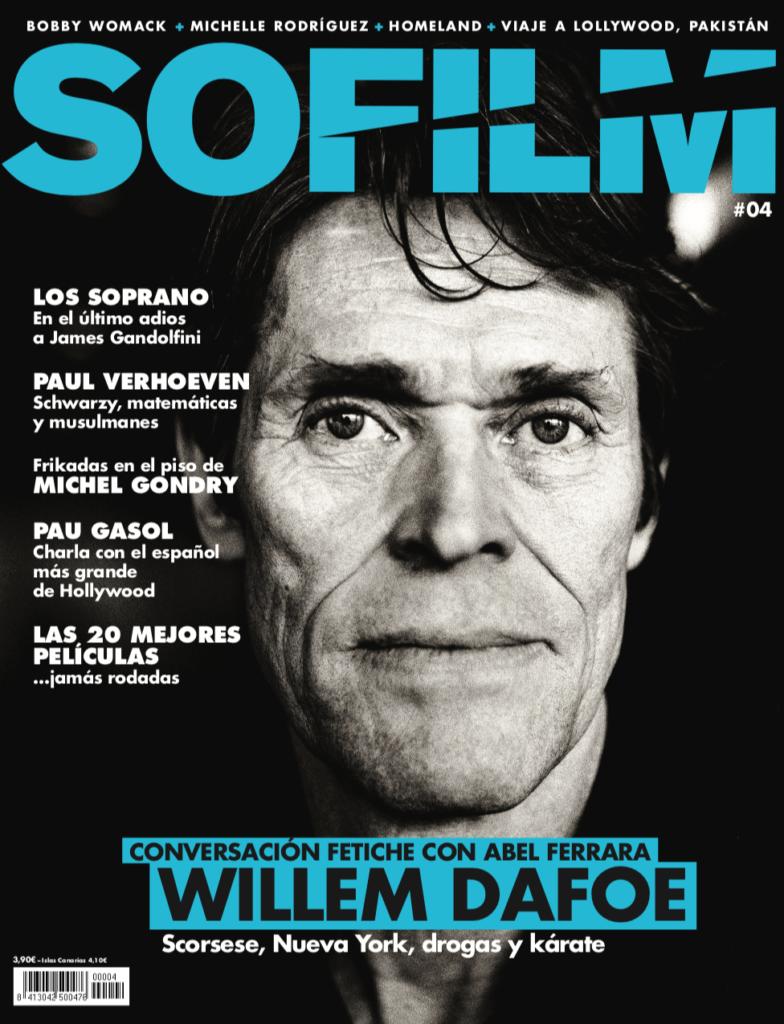 Sofilm #4 – Willem Dafoe