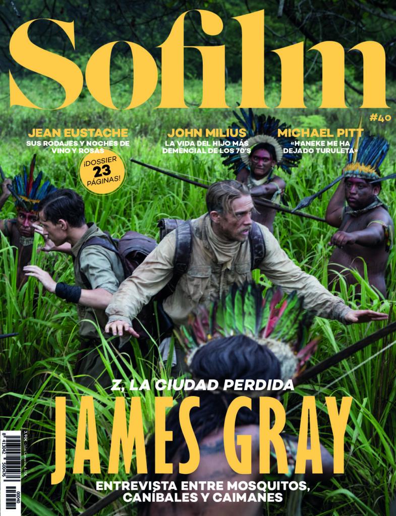 Sofilm #40 – James Gray