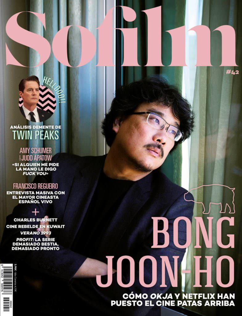 Sofilm #42 – Bong Joon-ho