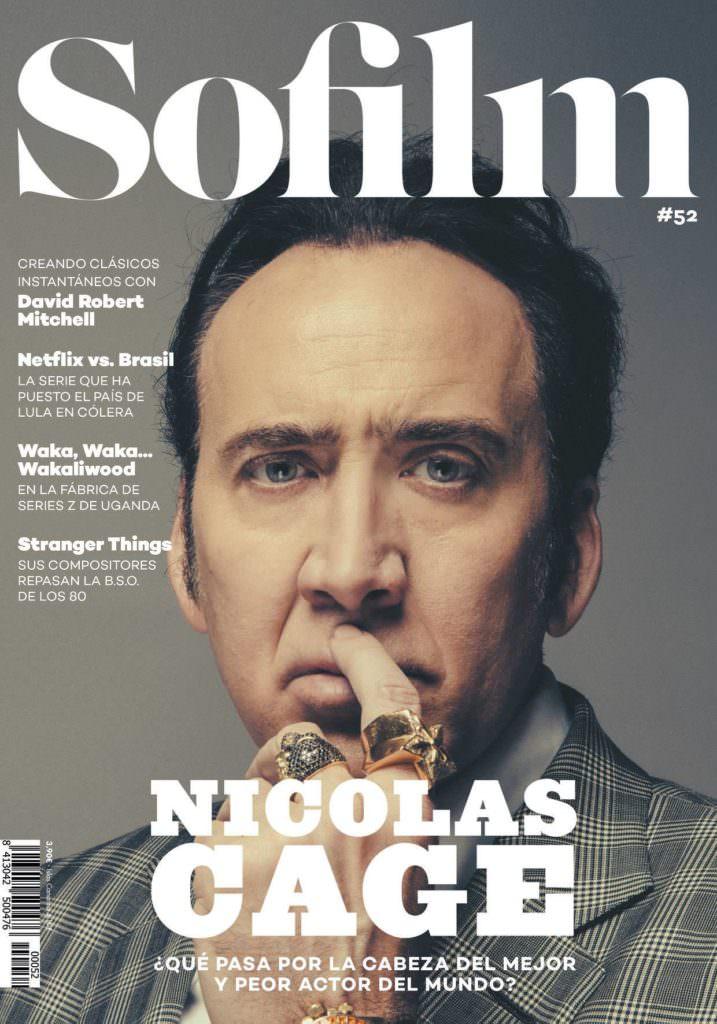 Sofilm #52 – Nicolas Cage – ¿Clown o genio?