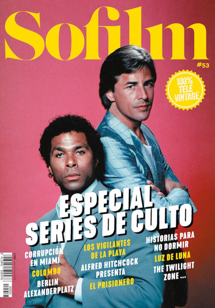 Sofilm #53 – Especial series de culto
