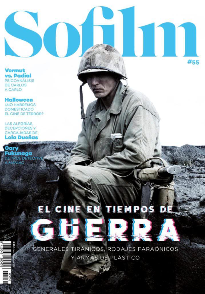Sofilm #55 – El cine en tiempos de guerra
