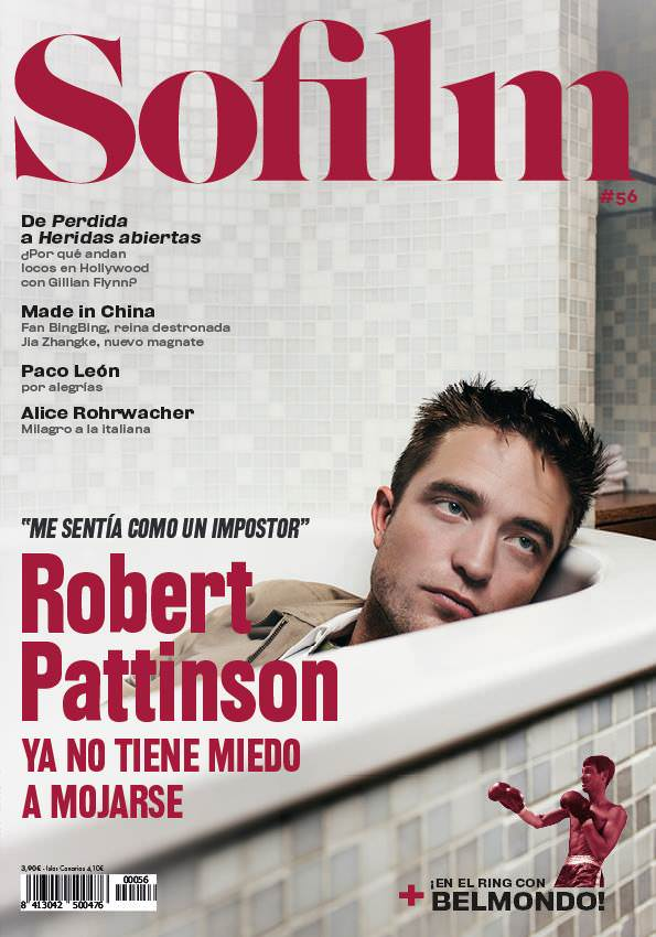 Sofilm #56 – Robert Pattinson