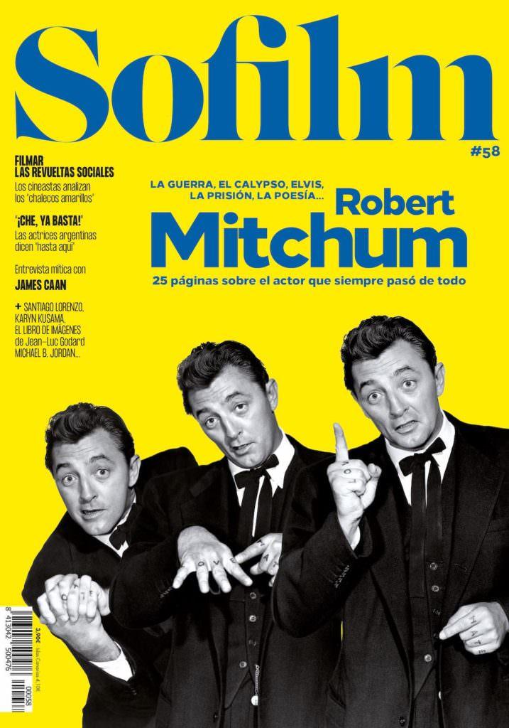 Sofilm #58 – Robert Mitchum