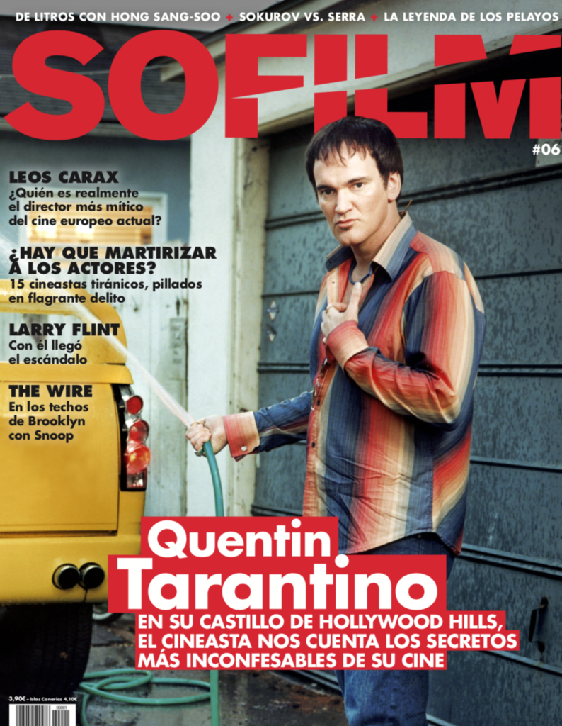 Sofilm #6 – Quentin Tarantino