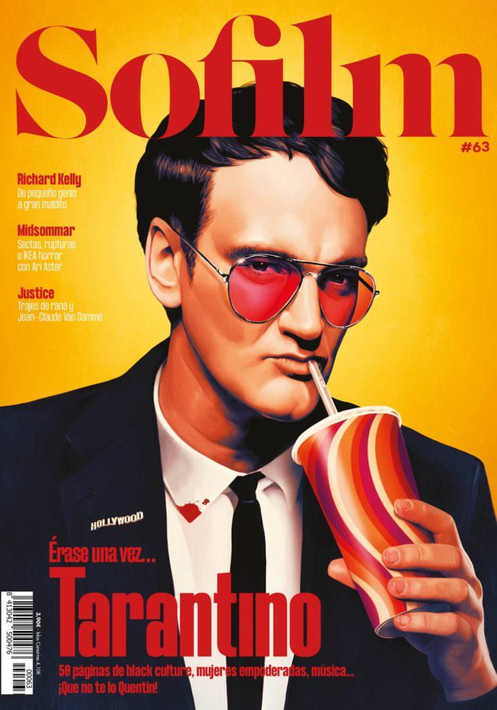 Póster Sofilm #63 – Tarantino