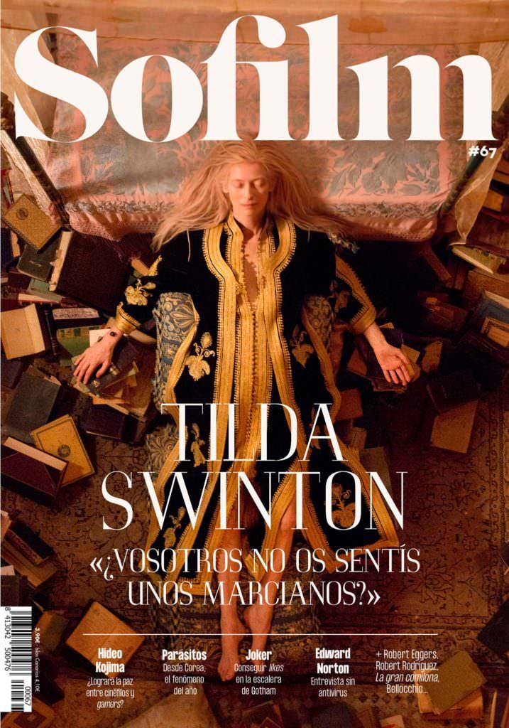 Sofilm #67 – Tilda Swinton