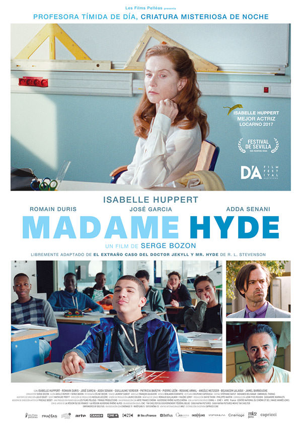 Póster Madame Hyde